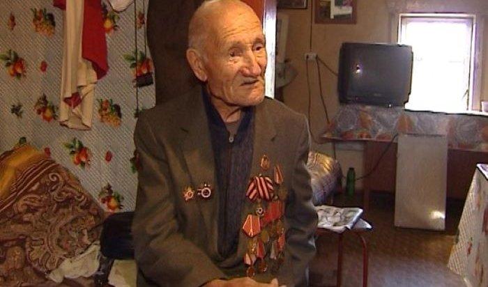 Ушел изжизни единственный ветеран Великой Отечественной войны острова Ольхон