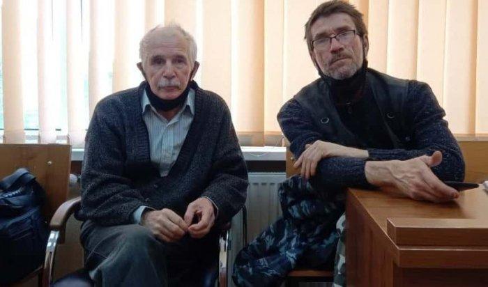 74-летнего калининградца оштрафовали на180тысяч рублей заучастие вмитинге 31января