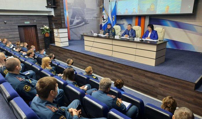 Кобзев призвал усилить работу над предотвращением гибели детей напожарах
