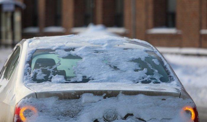 ВМоскве школьник зарабатывает наоткапывании машин отснега (Видео)