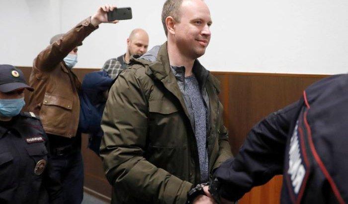 Московский суд продлил арест Андрея Левченко до 20 мая