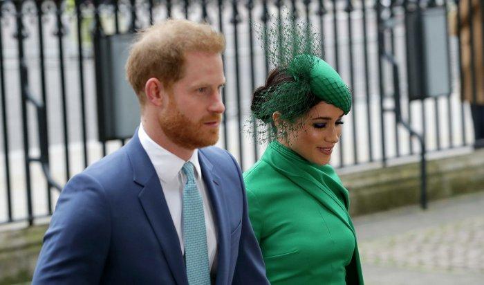 Принц Гарри иМеган Маркл подтвердили, что невернутся вбританскую королевскую семью