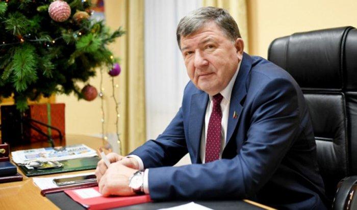 Скончался председатель заксобрания Забайкальского края Игорь Лиханов