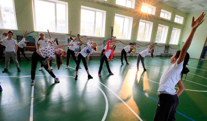 Пять спортивных объектов откроют в Приангарье в 2021 году