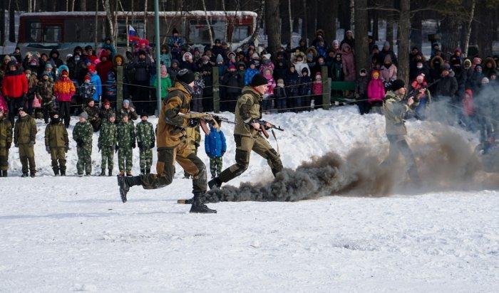 Впитомнике «К-9» прошло мероприятие, посвященное Дню защитника Отечества (Фоторепортаж)