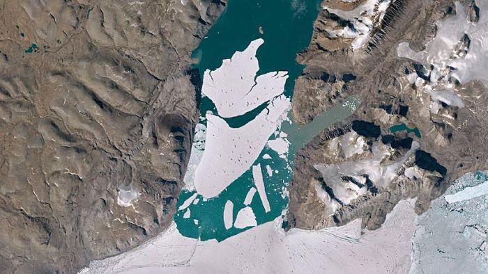 Ученые спрогнозировали потепление в Арктике на 20 градусов
