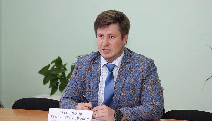Министр помолодежной политике Егор Луковников ушел вотставку