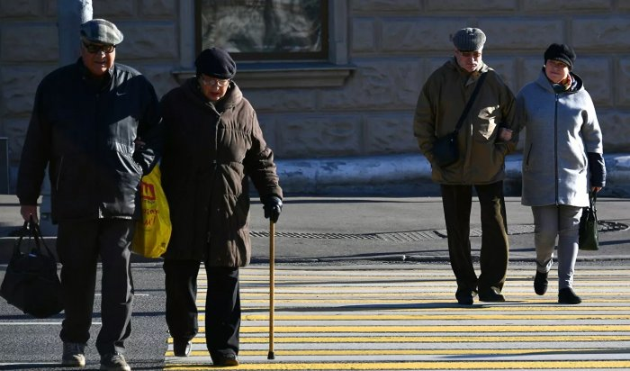 1апреля в России будет отменен обязательный перевод сотрудников старше 65лет наудаленку
