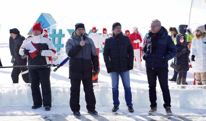 ВЛиствянке состоялось открытие Года Байкала вИркутской области