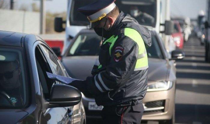 С начала марта автоинспекторы Иркутска выявили 196 нетрезвых водителей (Видео)