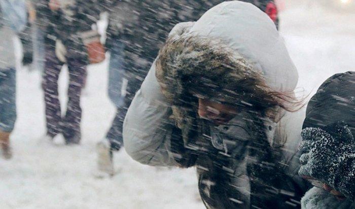 78 населенных пунктов в Иркутской области остались без света и-за сильного ветра