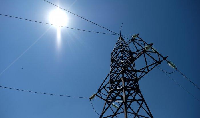 В Иркутской области полностью восстановили электроснабжение после сильного ветра