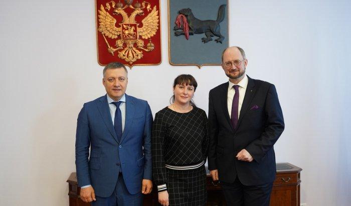 Начать строительство детского хосписа вИркутске планируется в2022году