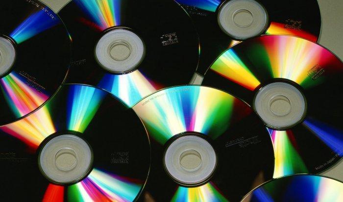 898кгCDиDVD дисков сдали напереработку иркутяне замесяц