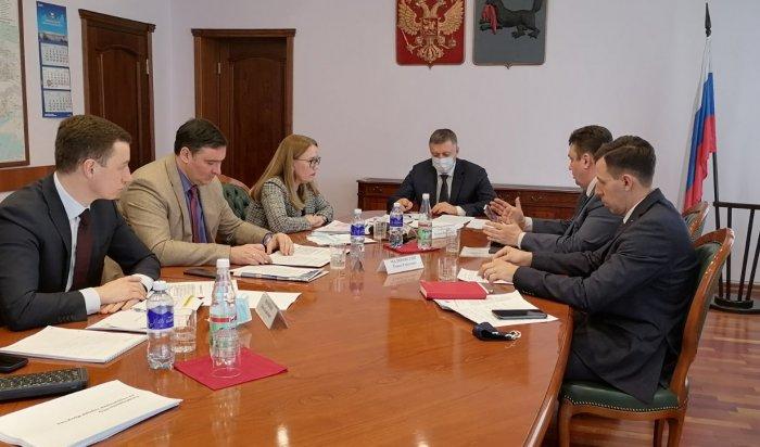 ВИркутске вводится мораторий наснос нестационарных торговых объектов