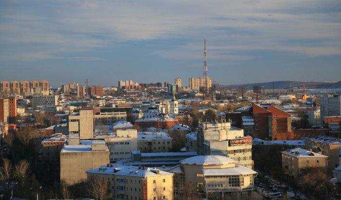 Иркутская область стала самым грязным регионом России поитогам прошедшей зимы