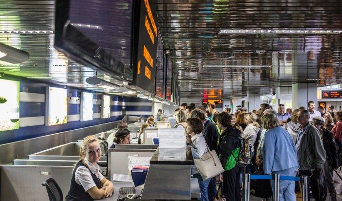 Международный аэропорт Иркутск перешел на весенне-летний режим работы