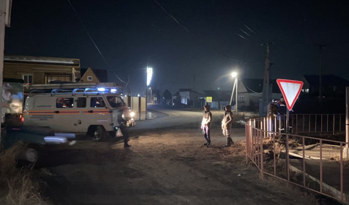 Дополнительные силы исредства направлены вХомутово для оказания помощи населению