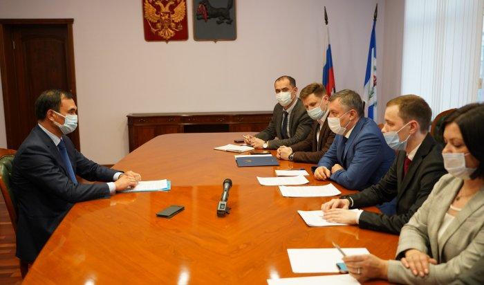 9,5млрд рублей выделено наремонт истроительство дорог вИркутской области