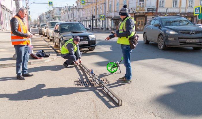 Более 200 объектов реализации нацпроекта «Безопасные качественные дороги» проверят в Приангарье в 2021 году
