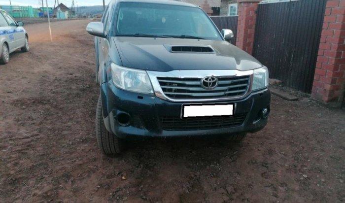 ВОсинском районе водитель насмерть сбил женщину иуехал сместа ДТП (Видео)