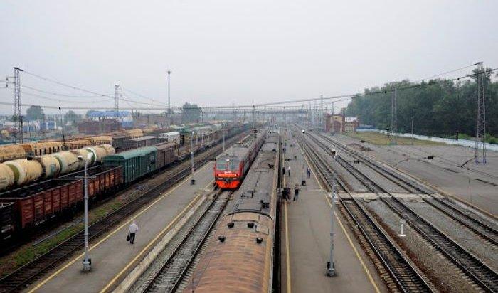 От удара током на станции Иркутск-Сортировочный погиб 14-летний школьник