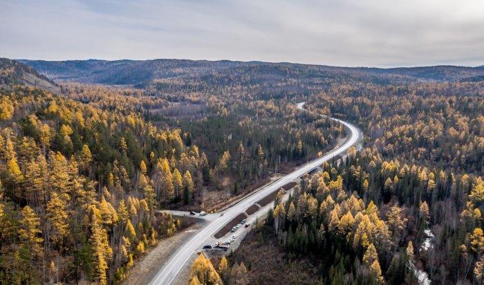 Начат капитальный ремонт участка дороги Иркутск— Большое Голоустное