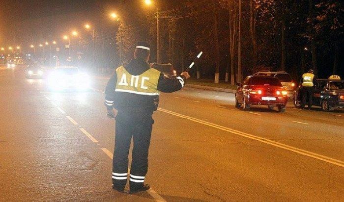 14-летний водитель устроил погоню сполицейскими вАнгарске (Видео)