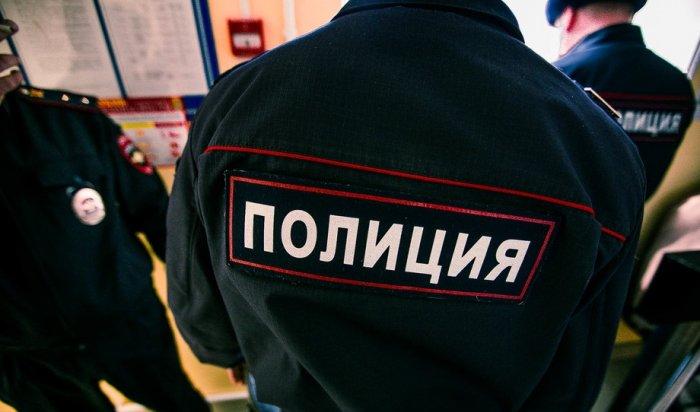 ВИркутске полиция задержала подозреваемого вразбойном нападении играбеже