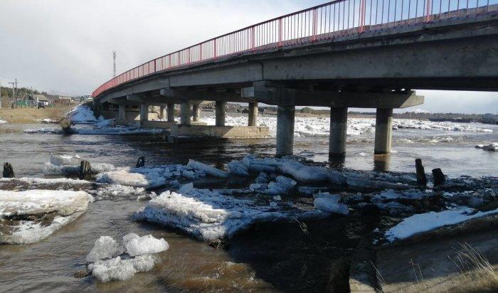 В Зиминском районе из-за разлива реки подтопило 8 участков