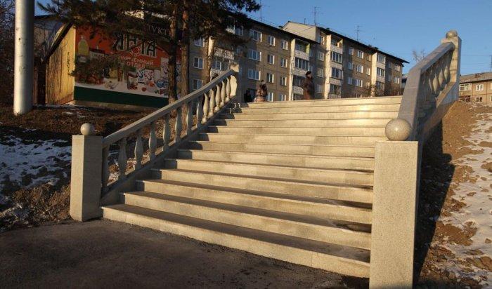 Пять общественных пространств благоустроят в Свердловском округе Иркутска в 2021 году