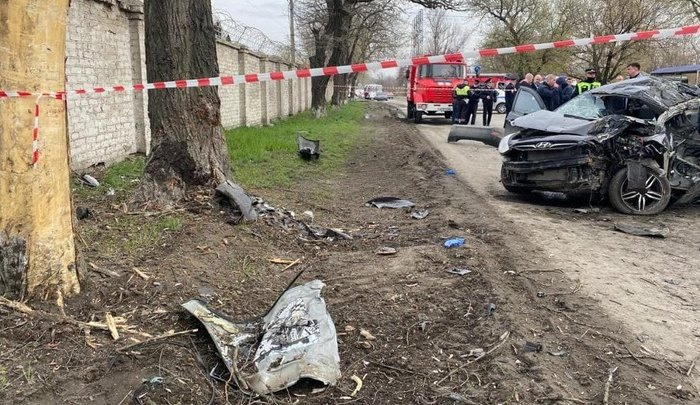 Пять подростков погибли вДТП вНовочеркасске