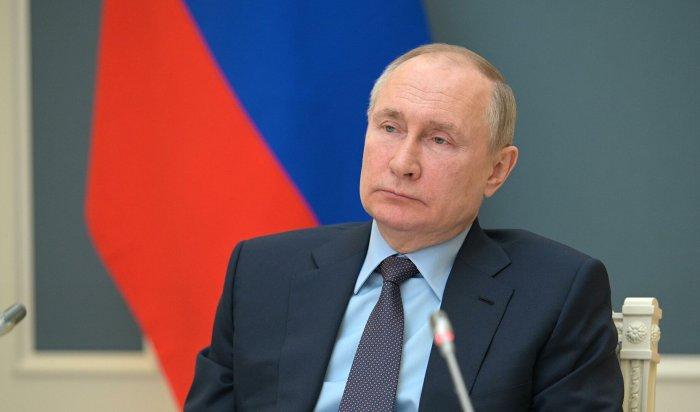 Путин объявил с1по11мая выходными днями