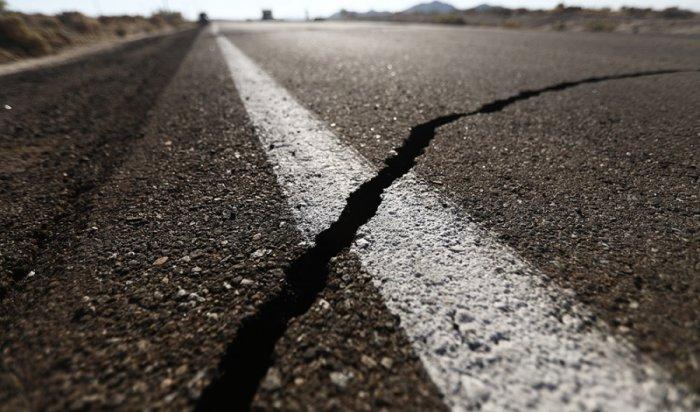Жители Приангарья почувствовали землетрясение днем 3мая