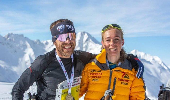 Иркутянка установила мировой рекорд среди женщин поскоростному восхождению наЭльбрус