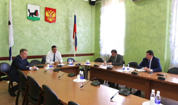 Мэр Иркутска поручил усилить меры безопасности вобразовательных учреждениях