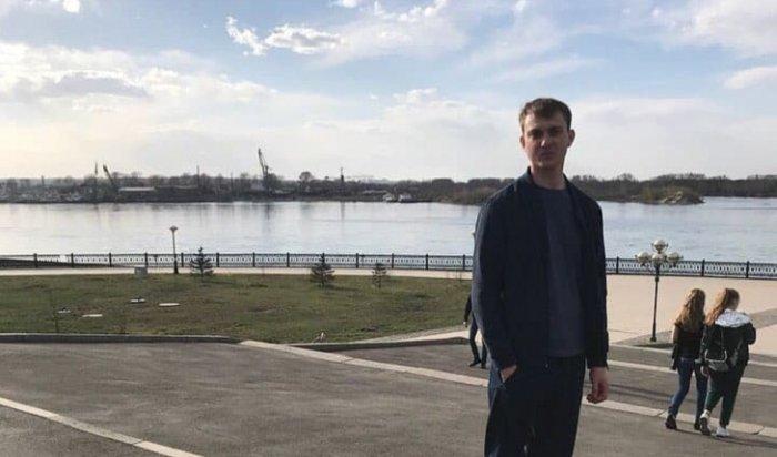 ВИркутске мужчина спас вовремя салюта тонувшего мальчика