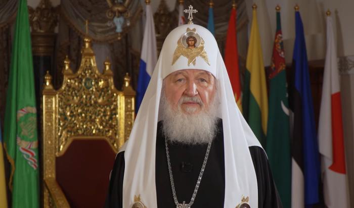 Патриарх Кирилл призвал женщин не делать аборты, а рожать детей и отдавать их церкви (Видео)