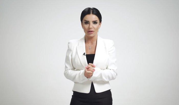 Экс-солистка «Тату» Юлия Волкова выпустила первый предвыборный ролик (Видео)