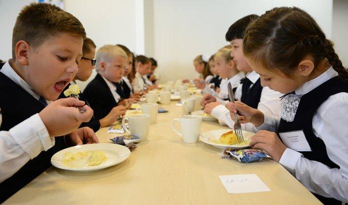 Заксобрание Иркутской области приняло закон обесплатном питании школьников