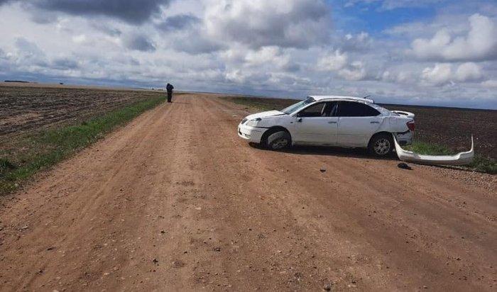 25-летняя девушка погибла в ДТП в Эхирит-Булагатском районе