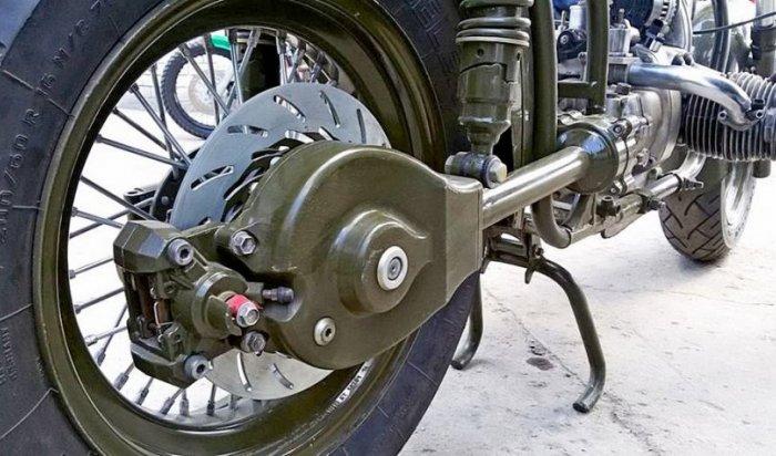 В Осинском районе 16-летний мотоциклист столкнулся с трактором