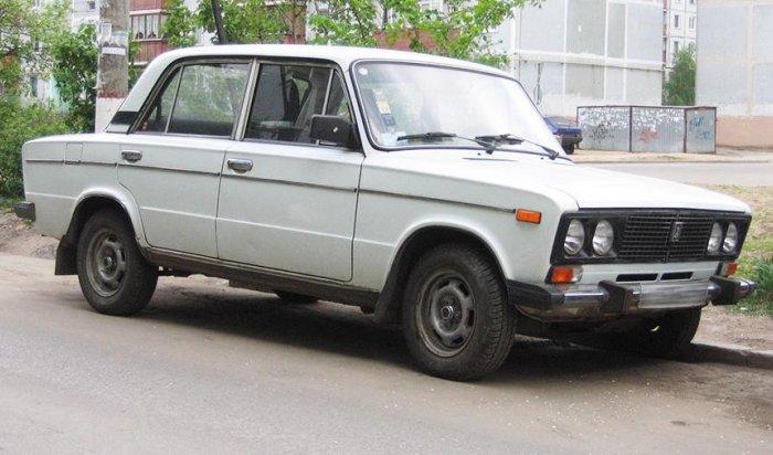 ВИркутском районе трое подростков угнали «Жигули»
