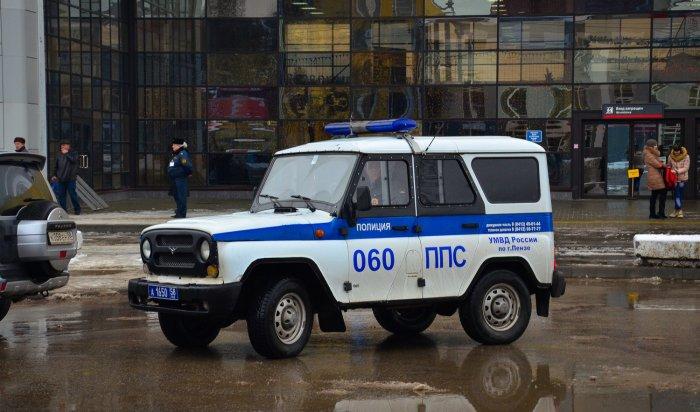 ВУсолье-Сибирском полицейские применили оружие при задержании