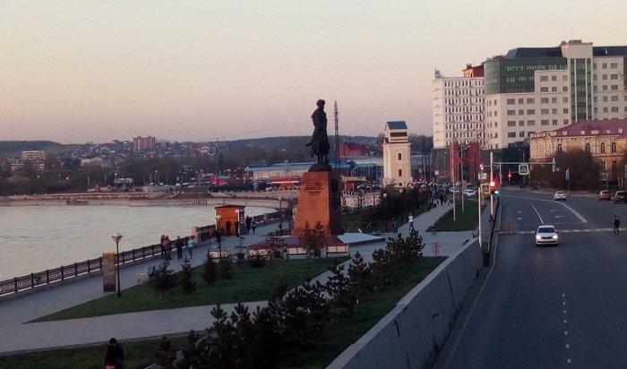 Иркутяне выбрали территории для благоустройства в 2022