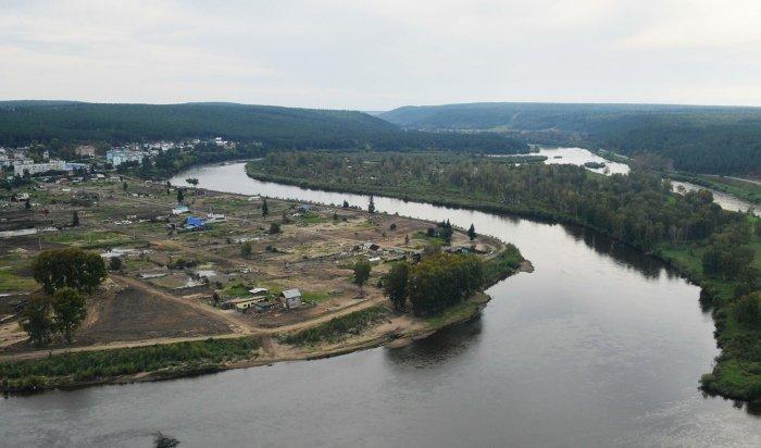 Самым грязным регионом России поитогам прошедшей весны стала Иркутская область