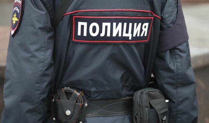 В Иркутске разыскивается мужчина, убивший человека