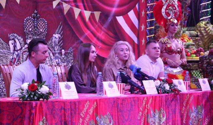 12июня вИркутском цирке состоится премьера шоу «Песчаная сказка»