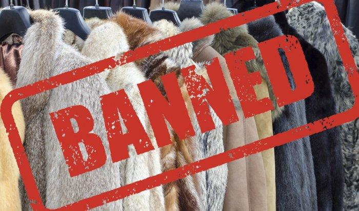 Израиль первым в мире запретил продажу изделий из меха