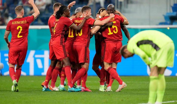 Бельгия разгромила сборную России, аигрок Дании вовремя игры потерял сознание. Итоги второго дня Евро-2020